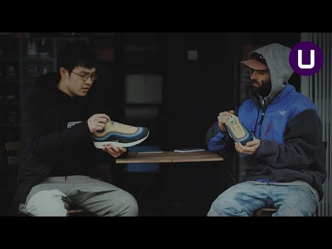 Interview with SEAN WOTHERSPOON about his AIR MAX 1/97 & Round Two | ULSUM