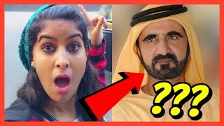 WHEN I SAW DUBAI'S RULER  SHEIKH MOHAMMAD IN REAL LIFE | Part 2 | #RickshawaliVlogs 18