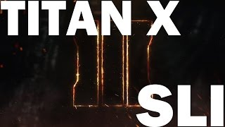 Call of Duty  Black Ops 3 │ MAX SETTINGS │ PC
