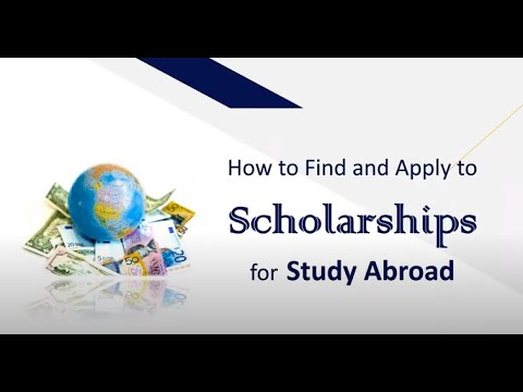 Scholarships For Study Abroad