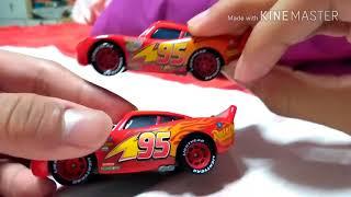 Mattel Disney cars 1 (lightning mcqueen)😀😁☺️😉