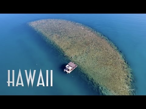 Hawaii Time Lapse & Drone Footage Compilation