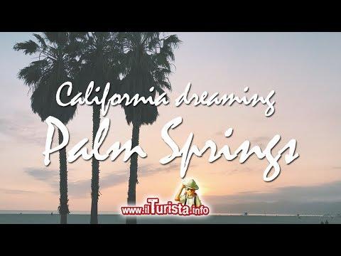 Viaggio tra Palm Springs e il Joshua Tree National Park (California)