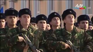 DTX-də gənc əsgərlərin növbəti qrupu  Vətənə sədaqət andı  içib  - 10.11.18