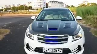 видео Купить передний бампер Шевроле Круз