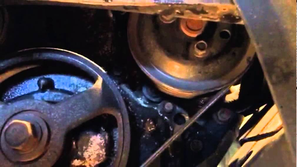 Replacing Saturn S Series Water Pump