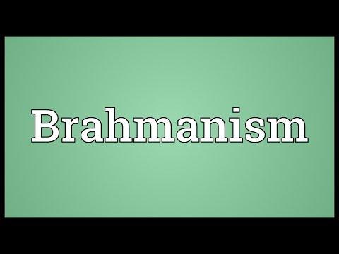 Header of Brahmanism