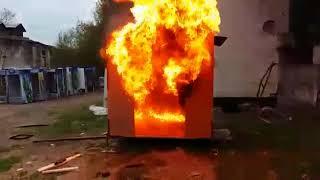 видео Выбираем огнетушитель для квартиры, дачи и автомобиля