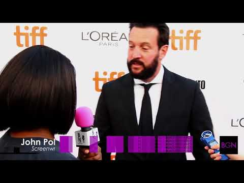 """BGN TIFF 2017:  On the Red Carpet with the """"Stronger"""" Producers and Screenwriter"""