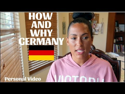 HOW & WHY I MOVED TO GERMANY/STARTED YOUTUBE, PERSONAL LIFE, PRIVACY & RANT