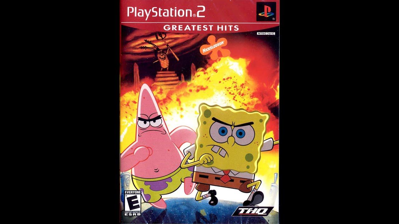 spongebob movie game playthrough part 28 dennis strikes