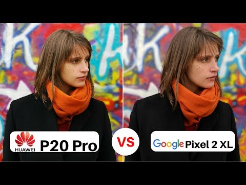 Huawei P20 Pro Camera Vs Google Pixel 2 XL | Camera Test Review | Camera Comparison