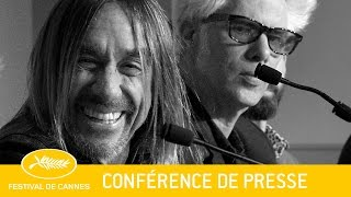 GIMME DANGER - Press Conference - EV - Cannes 2016