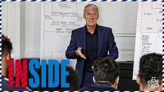 Les causeries de Didier Deschamps, Equipe de France, FFF 2021