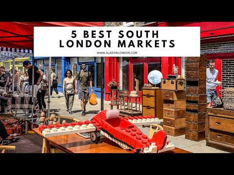 5 BEST SOUTH LONDON MARKETS | Maltby Street | Herne Hill | North Cross Road | Brixton | Brockley