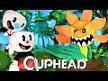 "Cuphead Plush – ""Floral Fury"""