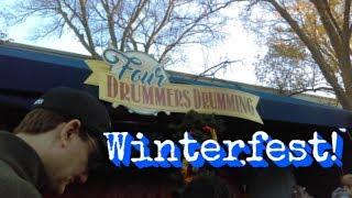 Kings Island's Winterfest Opening Night! (11-24-17)