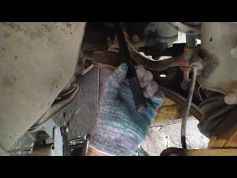 Рулевая тяга - замена и принцип работы (part3)