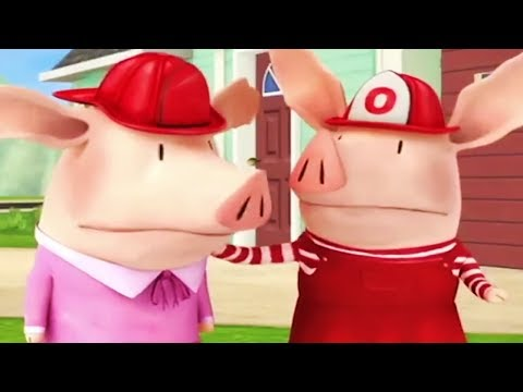 Olivia the Pig | Olivia the Firefighter | Olivia Full Episodes | Cartoons For Kids | Kids Movies