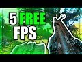 TOP 5 FREE FPS GAMES (2017) NEW!!