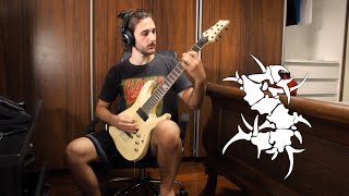 Sepultura - Last Time GUITAR COVER NEW SONG 2019