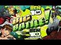 Ben 10 Omniverse Game: Play free game Ben 10 Big Battle Online!