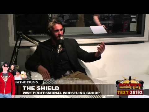 WWE tag team The Shield - Full interview