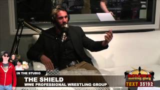Repeat youtube video WWE tag team The Shield - Full interview