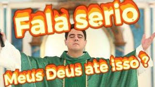 #novas revelações sobre o Padre Robson# meu Deus 😭😭 pq fez isso# missericordia meu Deus 😭