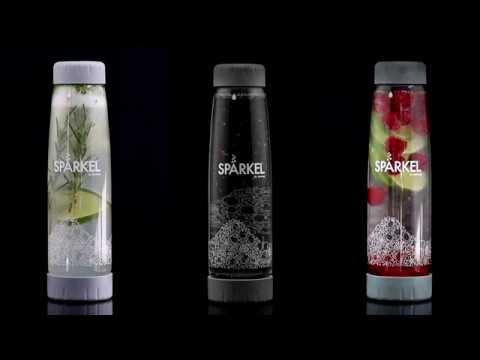 Spärkel: The Sparkle-Everything Beverage Maker | Indiegogo