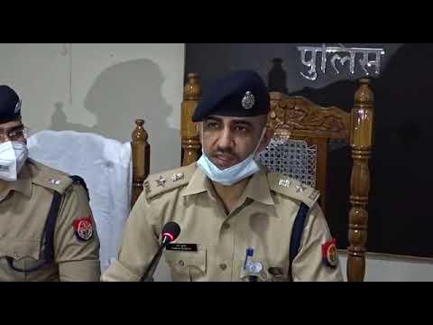 45 लाख की डकैती केस में गाजियाबाद पुलिस को बड़ी कामयाबी, पूर्व विधायक के बेटे समेत 11 लोग गिरफ्तार