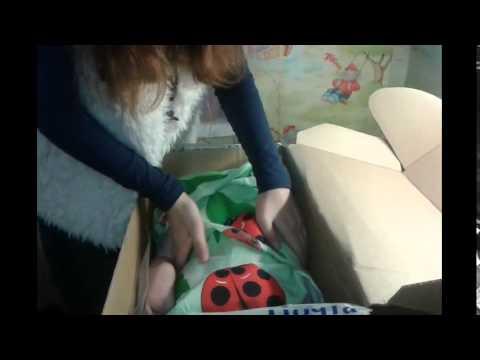 Видео с куклой Реборн Софией Reborn