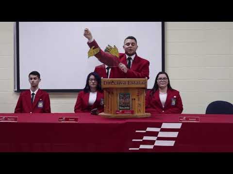 Ceremonia De Apertura Y Clausura - SkillsUSA Alumni