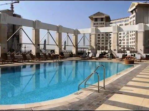 My experience in Four Seasons Hotel Amman, Jordan