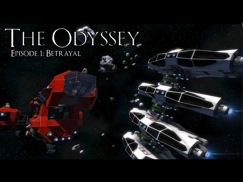Space Engineers: The Odyssey Episode 1: Betrayal