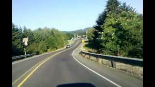 Cottage Grove, Oregon Drive
