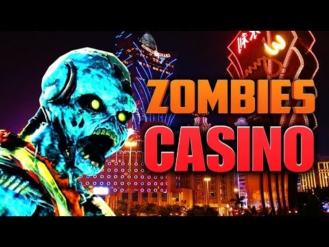 ZOMBIE CASINO ★ Call of Duty Zombies (Zombie Games)