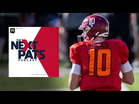 Jim Nagy makes a compelling argument for why Mac Jones would excel with Patriots | Next Pats Podcast