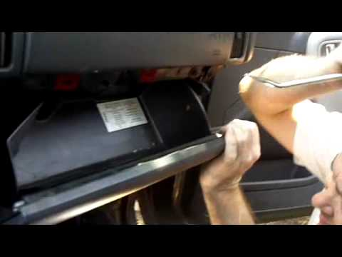 part    jeep grand cherokee dashboard removal