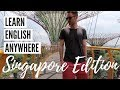 Learn English Anywhere (Singapore Edition)