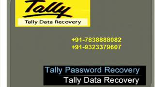 Tally Password Recovery Crack.wmv