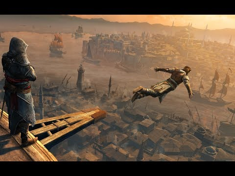 Assassin's Creed Leap of Faith Compilation (2007 - 2017)