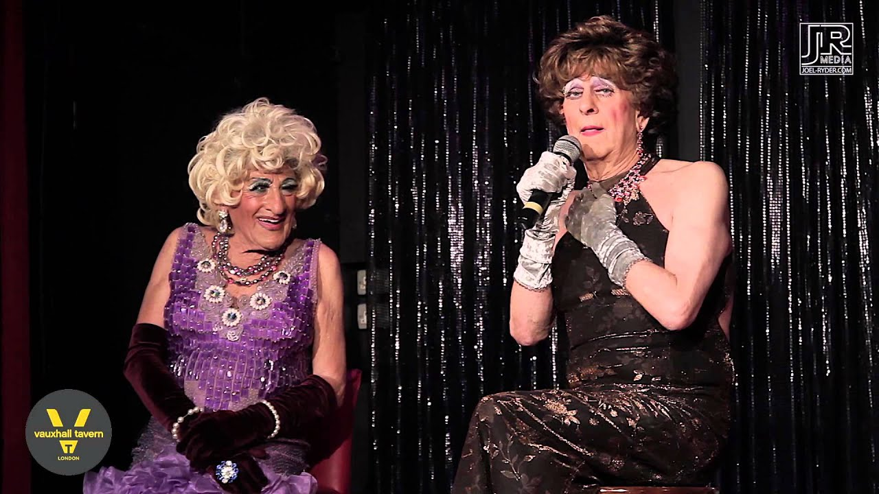 Download Jimmy Trollette Roasts Maisie Trollette at her Drag Roast @ the RVT 17 09 15