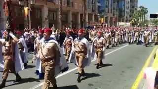 Día de las Fuerzas Armadas Ceuta 2015