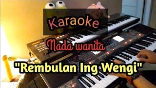 Karaoke organ tunggal ...