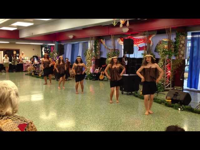 Leialyn F. Tahitian Dance Aloha O Na Kupuna Festival July 2013