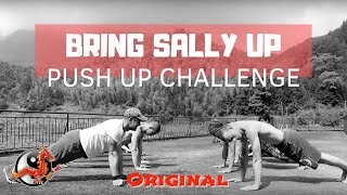 Bring Sally Up - Push Up Challenge