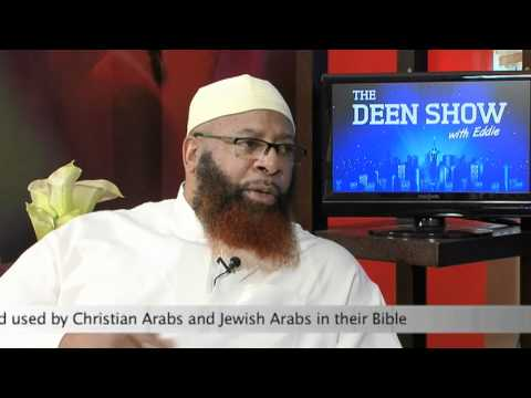 Story from Christianity to the Nation of islam to True Islam - TheDeenshow