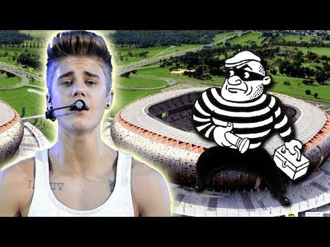 Justin Bieber's $100K Robbery