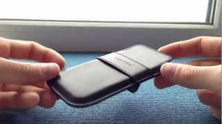 Обзор. Чехол карман для iPhone 5